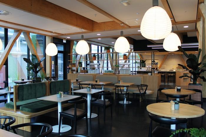Eastwood cafe