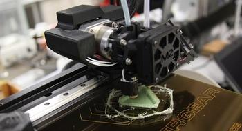 3D4D printing