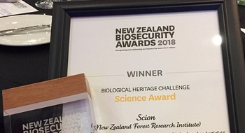 nz biosecurity awards