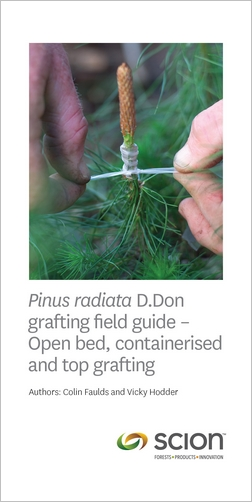 Grafting field guide cover