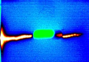 Box thermograph image