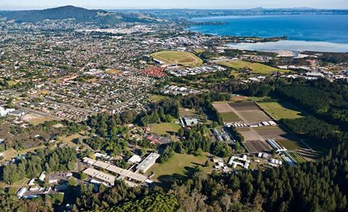 Scion Rotorua Campus