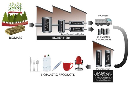 Biorefinery technology