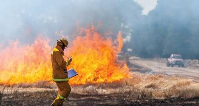 Fire behaviour models
