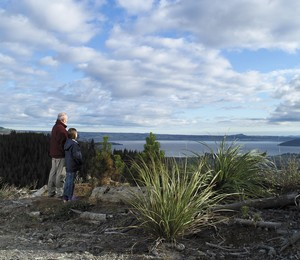 Rotorua basin