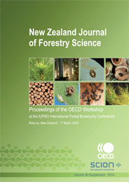 Cover image (OECD workshop - Volume 40 supplement)